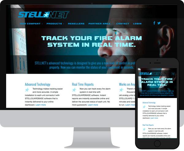 Stellnet Wordpress web development